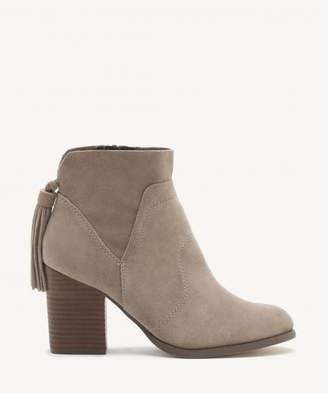 Sole Society Ambrose Back Tassel Bootie