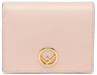 Fendi bi-fold compact wallet