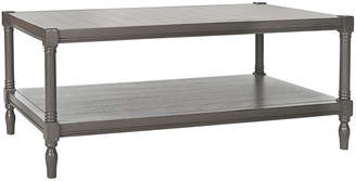 One Kings Lane Bennett 2-Shelf Coffee Table - Gray