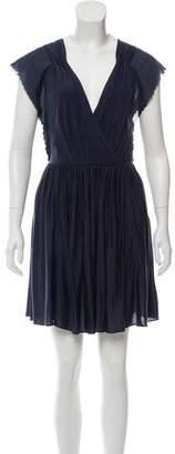 3.1 Phillip Lim Silk Blend Mini Dress