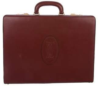 Cartier Limited Edition Le Must de Briefcase