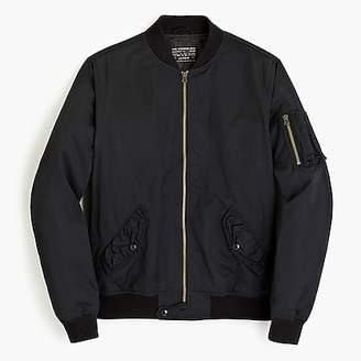 J.Crew Wallace u0026amp; Barnes MA-1 bomber jacket