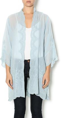 Johnny Was Imani Kimono $207.95 thestylecure.com