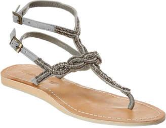 Cocobelle Nevis Beaded Sandal