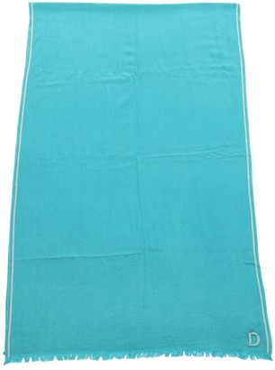 Christian Dior Turquoise Other Scarves