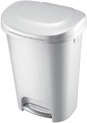 Rubbermaid 13 Gal Premium Step On Trash Can