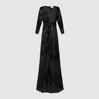 Gucci Satin duchesse gown