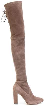 Jean-Michel Cazabat Karmina thigh high boots