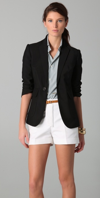 Dsquared2 Patch Pocket Blazer