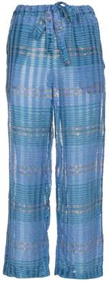 A Peace Treaty Arima cropped trousers
