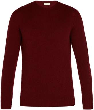 Etro Crew neck wool sweater