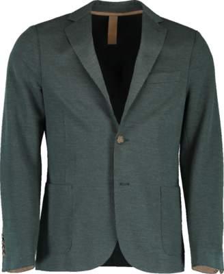 Eleventy Laser Cut Stretch Jacket