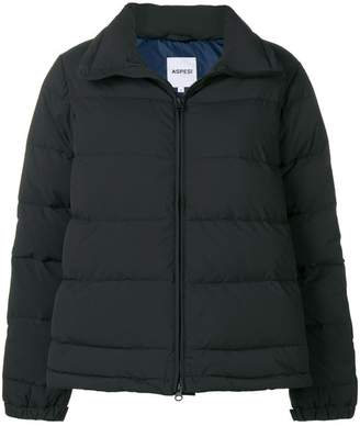Aspesi full-zip down jacket