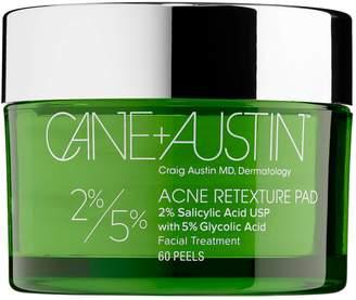 Cane + Austin Acne Retexture Pad 2% Salicylic Acid USP with 5% Glycolic Acid