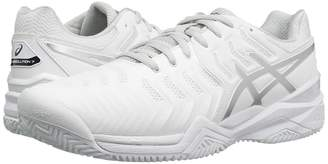 Asics Gel-Resolution 7 Clay Court Men's Tennis Shoes