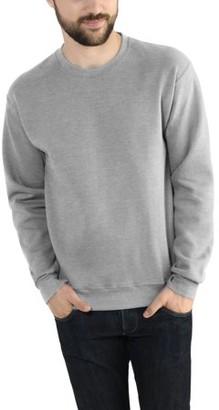 b2e5505790 Fruit of the Loom Men's Dual Defense EverSoft Crew Sweatshirt