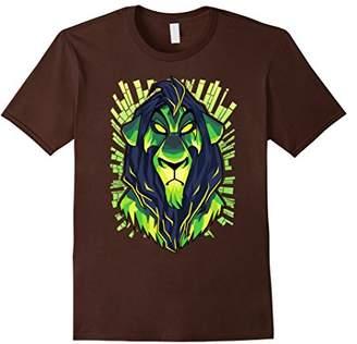 Disney Lion King Evil Scar Graphic T-Shirt