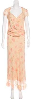 Ralph Lauren Silk Maxi Dress