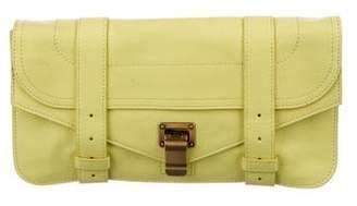 Proenza Schouler Leather PS1 Clutch