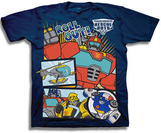 Transformers Boys Short Sleeve Graphic T-Shirt-Toddler