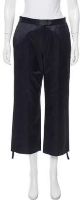 Ter Et Bantine Cropped Mid-Rise Pants