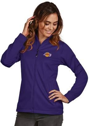 Antigua Women's Los Angeles Lakers Golf Jacket