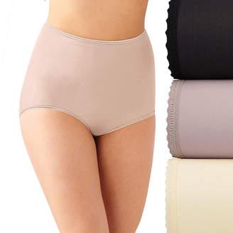 Bali Skimp Skamp 3 Pair Knit Brief Panty A633