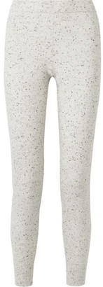ATM Anthony Thomas Melillo Wool And Cashmere-blend Track Pants - Light gray