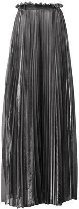 Couture Atu Body pleated maxi skirt
