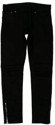Balenciaga 2016 Cropped Skinny Jeans