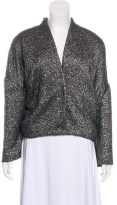 Lanvin 2017 Metallic Jacket