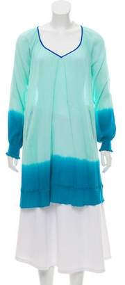 Christophe Sauvat New California Ombré Tunic