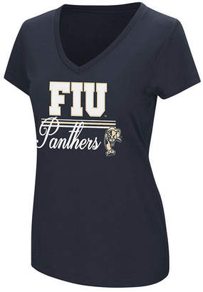 Colosseum Women's Florida International Golden Panthers PowerPlay T-Shirt