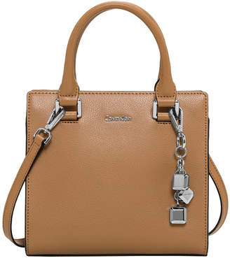 Calvin Klein Logan Double Handle Crossbody Bag H8AER8DA_BUF