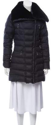 Dawn Levy Down Quilted Coat