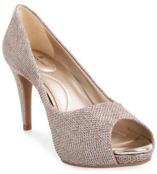 Bandolino Rainaa Stiletto Heel Peep Toe Pumps