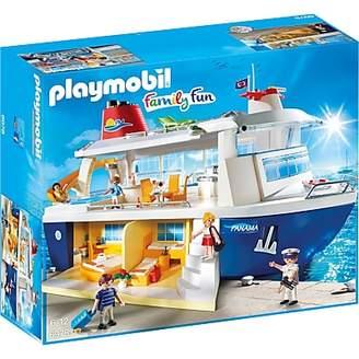 Playmobil Family Fun Cruise Ship