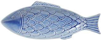 Juliska 'Berry & Thread - Crackle Fish' Ceramic Platter