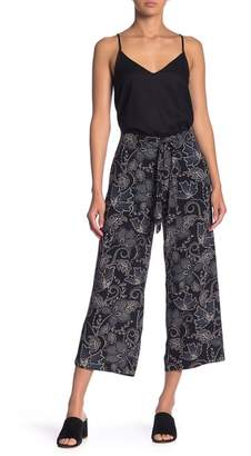 Sanctuary Floral Wide Leg Pants
