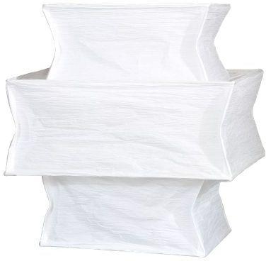 Yoko Square White Paper Lantern