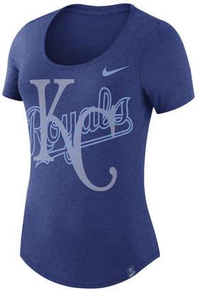 Nike Women's Kansas City Royals Scoop Bo T-Shirt