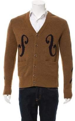 TAKAHIROMIYASHITA The SoloIst. Cashmere Button-Up Cardigan