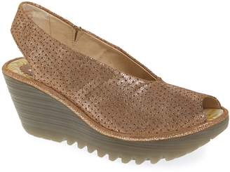 Fly London Yazu Wedge Sandal