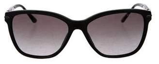 Versace Strass Greca Sunglasses