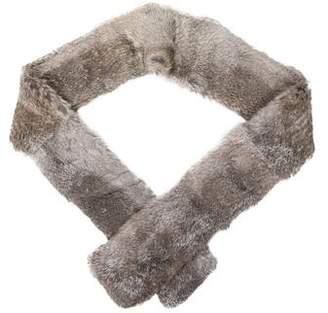 Maison Margiela Dyed Fur Stole