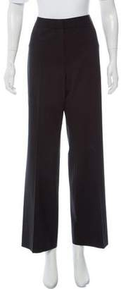 Lafayette 148 Virgin Wool Mid-Rise Pants