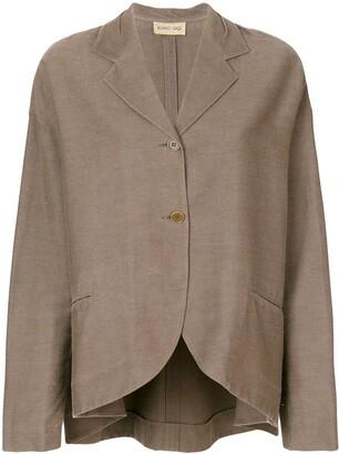 Romeo Gigli Pre-Owned long sleeve blazer