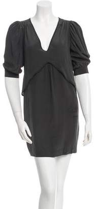 Stella McCartney Silk Shift Dress