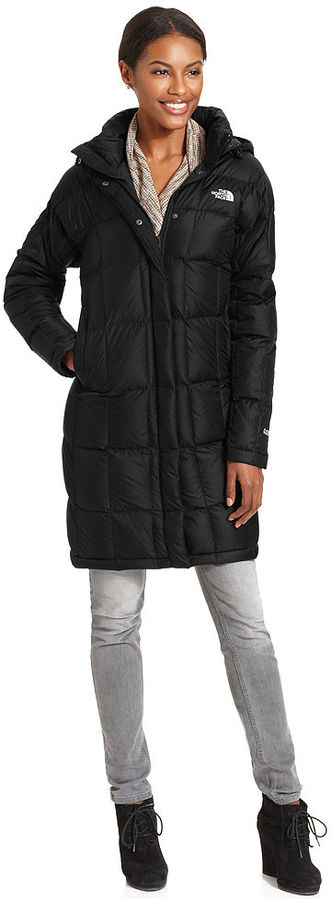 The North Face Coat, Metropolis Parka Down Puffer Hooded