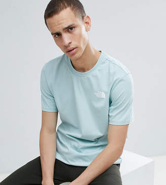 The North Face Exclusive to ASOS Simple Dome T-Shirt in Blue